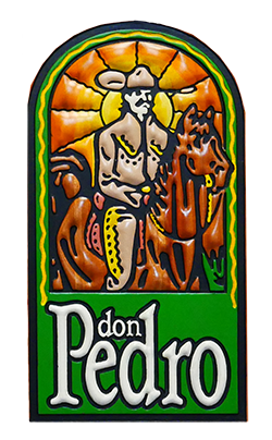 Don Pedro Mexican Restaurant Logo