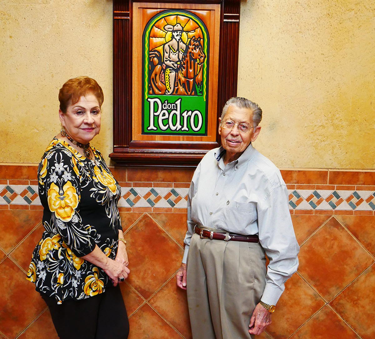 Mr & Mrs Ruben Supulveda Sr. - Founders