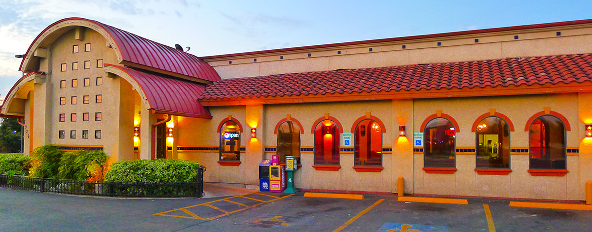 Find the Best Mexican Restaurant - Our Restaurant is easy to find